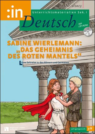"""Sabine Wierlemann: """"Das Geheimnis des roten Mantels"""" (5/6)"""