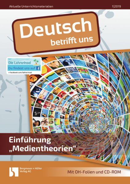 """Einstiegsangebot: Einführung """"Medientheorien"""""""