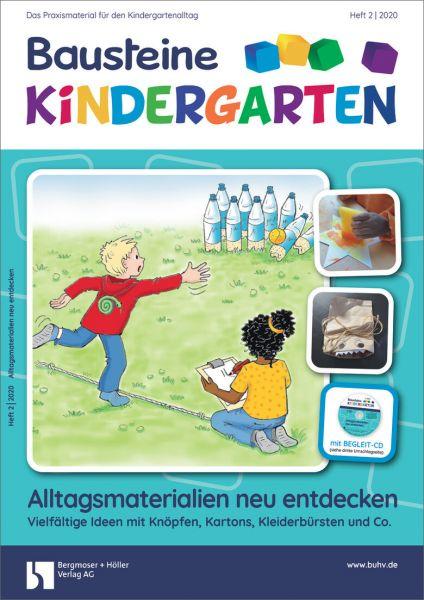Bausteine Kindergarten (online)