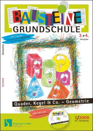 Quader, Kegel u. Co. - Geometrie