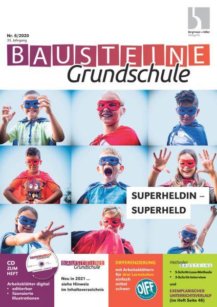 Bausteine Grundschule (online) für Referendarinnen und Referendare