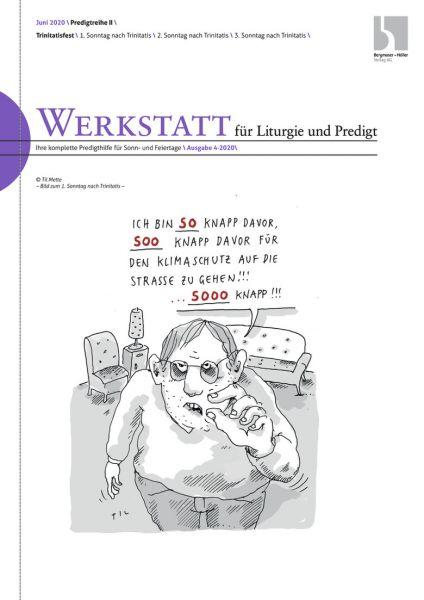 Werkstatt für Liturgie und Predigt Nr. 4/2020