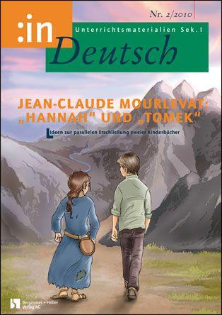 "Jean-Claude Mourlevat: ""Hannah"" und ""Tomek"" (5/6)"