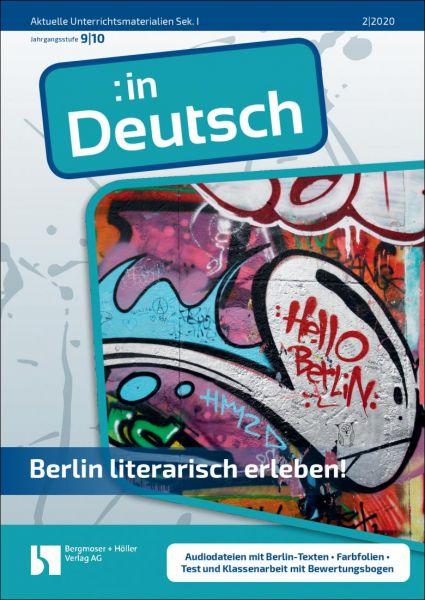 Berlin literarisch erleben!