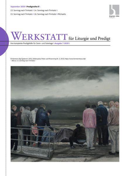 Werkstatt für Liturgie und Predigt Nr. 07-2020