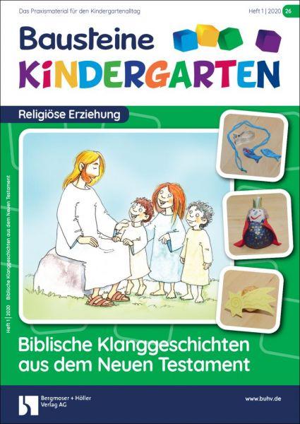 Bausteine Kindergarten - Religiöse Erziehung (online)