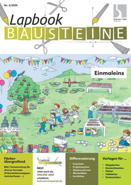 Lapbook Bausteine (online) - Ausbildungsangebot