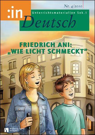 """Friedrich Ani: """"Wie Licht schmeckt"""" (7/8)"""