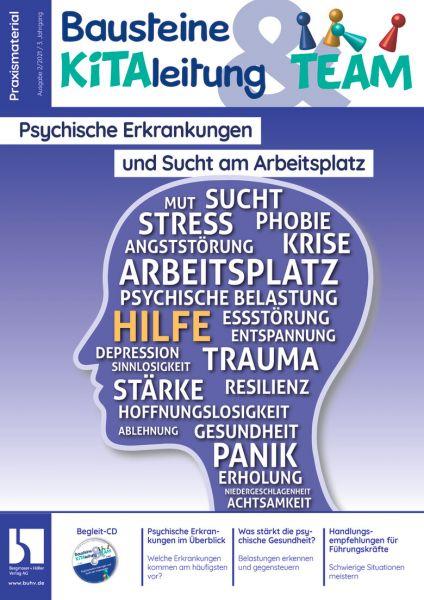 Psychische Erkrankungen und Sucht am Arbeitsplatz