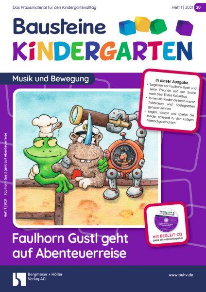 Faulhorn Gustl geht auf Abenteuerreise