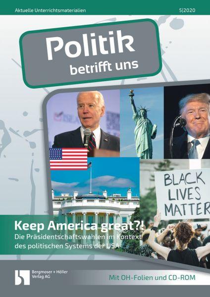 Keep America great?!
