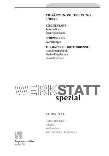Werkstatt Spezial Nr.05-2020