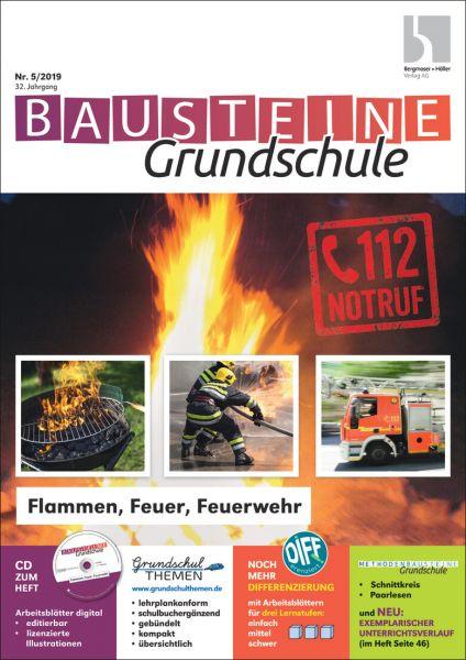 Flammen, Feuer, Feuerwehr