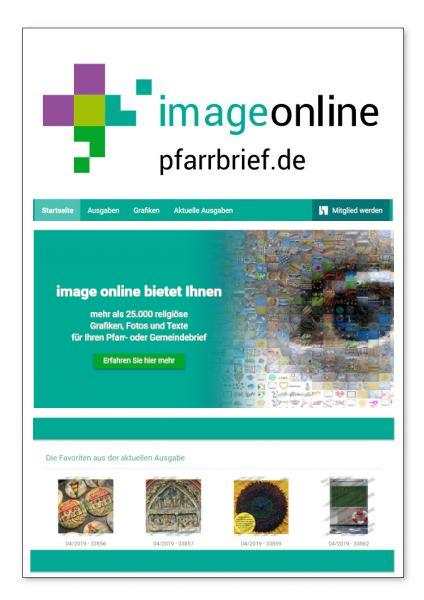 Mitgliedschaft bei image online