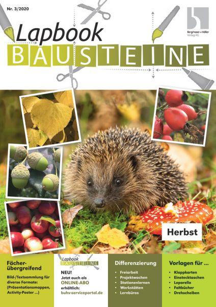 Lapbook Bausteine - Online-Abonnement (Probe bis 31.12.2020)
