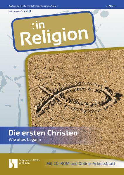 :in Religion (online) für Referendarinnen und Referendare